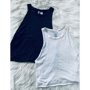 Tank Top Duo Set